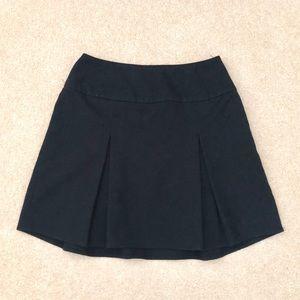 Brown 00 Aeropostale Womens Solid Corduroy Skirt